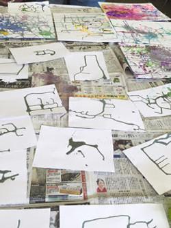ARTRIP_droppping art