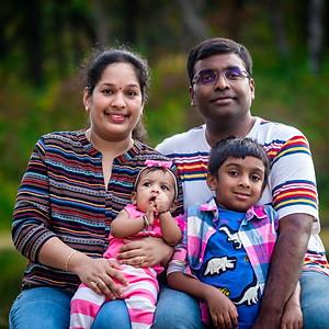 Sandeep & Family