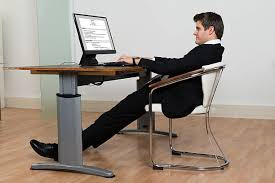 My Desk is a Pain in the Neck (or Back)!!!