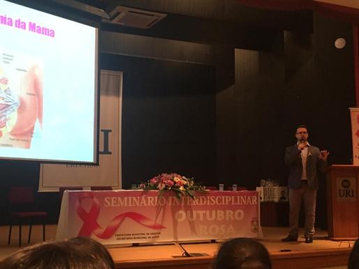 Clinica Femme participa de Seminário Interdisciplinar - URI