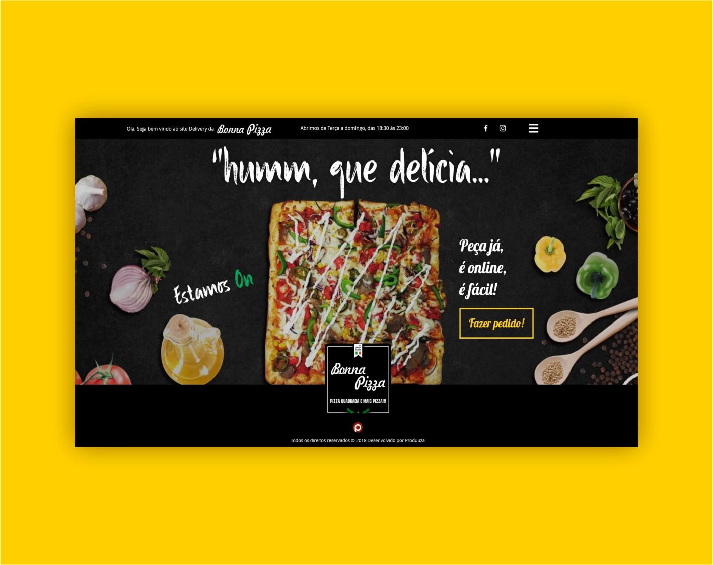 Bonna Pizza Delivery