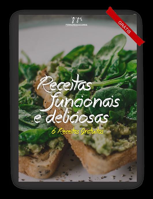Nutricionista Fernanda da Cunha
