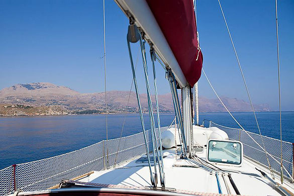 una giornata in barca a vela da scopello alla riserva dello zingaro alla scoperta del golfo di castellammare