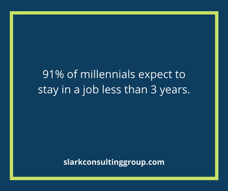 Three Work Benefits Millennials Desire More Than A High Salary.