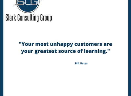 Listen to Your Unhappy Customer. You Might Learn Something!