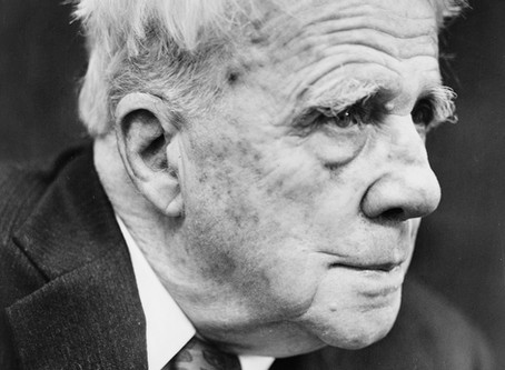 Three Words We Must Always Remember According to Robert Frost