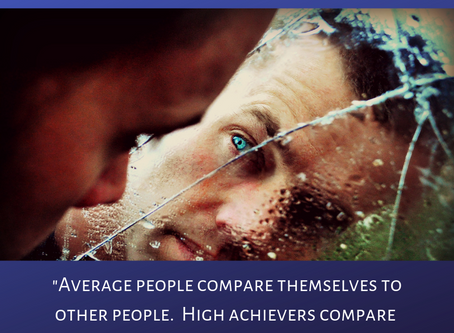 Why Comparing Yourself To Others Is A Bad Idea