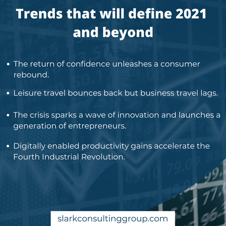 4 Trends that will Define 2021 and Beyond.