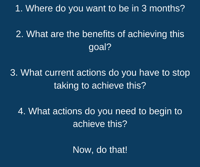 4 Simple Questions To Help You Plan More Efficiently