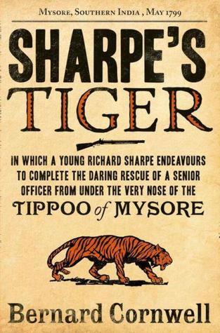 Sharpe's Tiger Cover