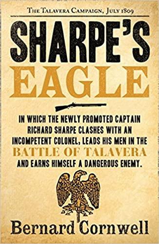 Sharpe's Eagle Cover