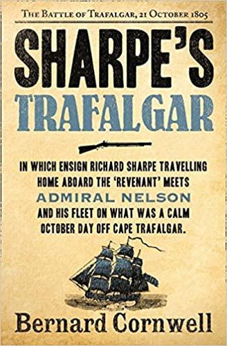 Sharpe's Trafalgar Cover