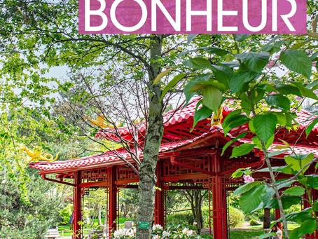 Wewantsake au Jardin Bonheur à Levallois
