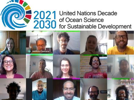 Na Década dos Oceanos vamos unir ainda mais ciência e política para enfrentarmos desafios regionais
