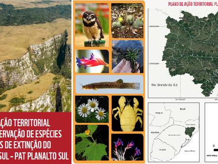 Plano de Ação Territorial Planalto Sul receberá ações do Instituto Curicaca