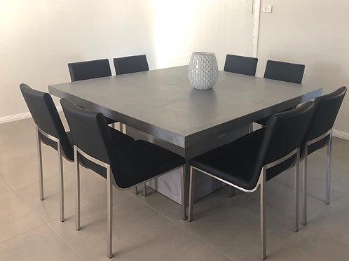 Concrete Table Square