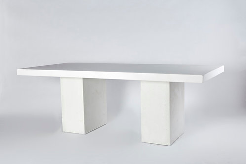 Concrete Table Rectangle