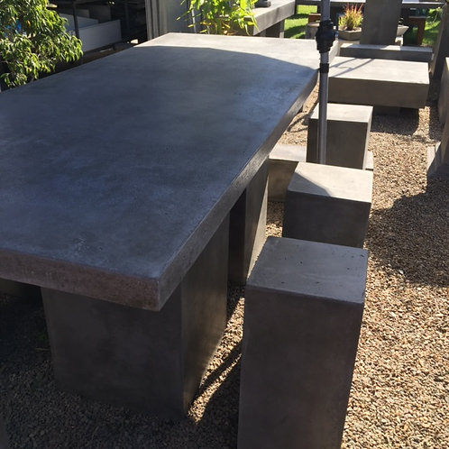 Concrete Bar Stools