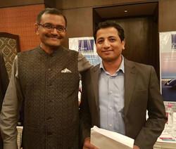 With Deep Nishar, Senior Managing Partne