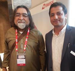 With Ad Guru Prahlad Kakkar