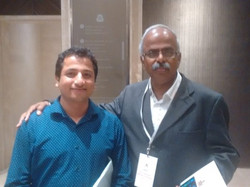 With A. Velumani, Founder, Thyrocare