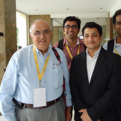 With Kanwal Rekhi, MD, Inventus Capital