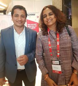 With Rashmi Bansal, Author