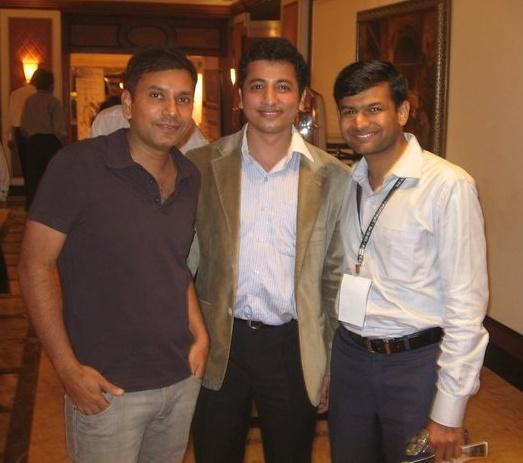 With Prashant Bhaskar, Founder, PlugHR a