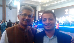 With BS Nagesh, Former CEO, Shoppers Sto