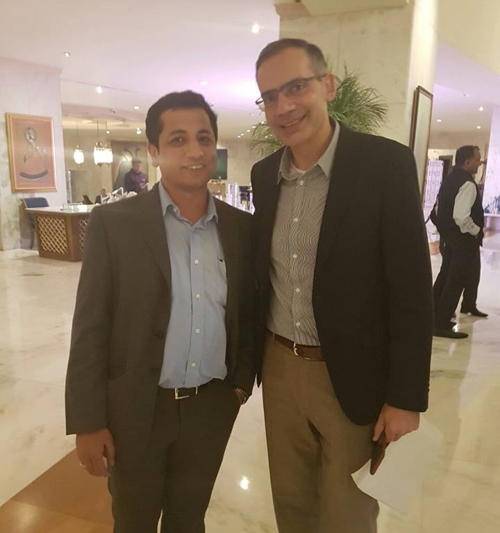 With Deep Kalra, CEO, MakeMyTrip