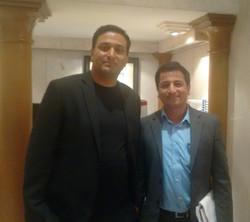 With Prof. Ramesh Raskar, MIT Media Lab.