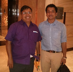 With Devdutt Pattanaik, Mythologist and