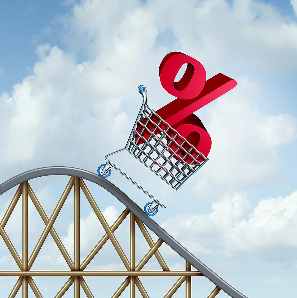 Interest Rate Roller Coaster, Negative Bond Yields