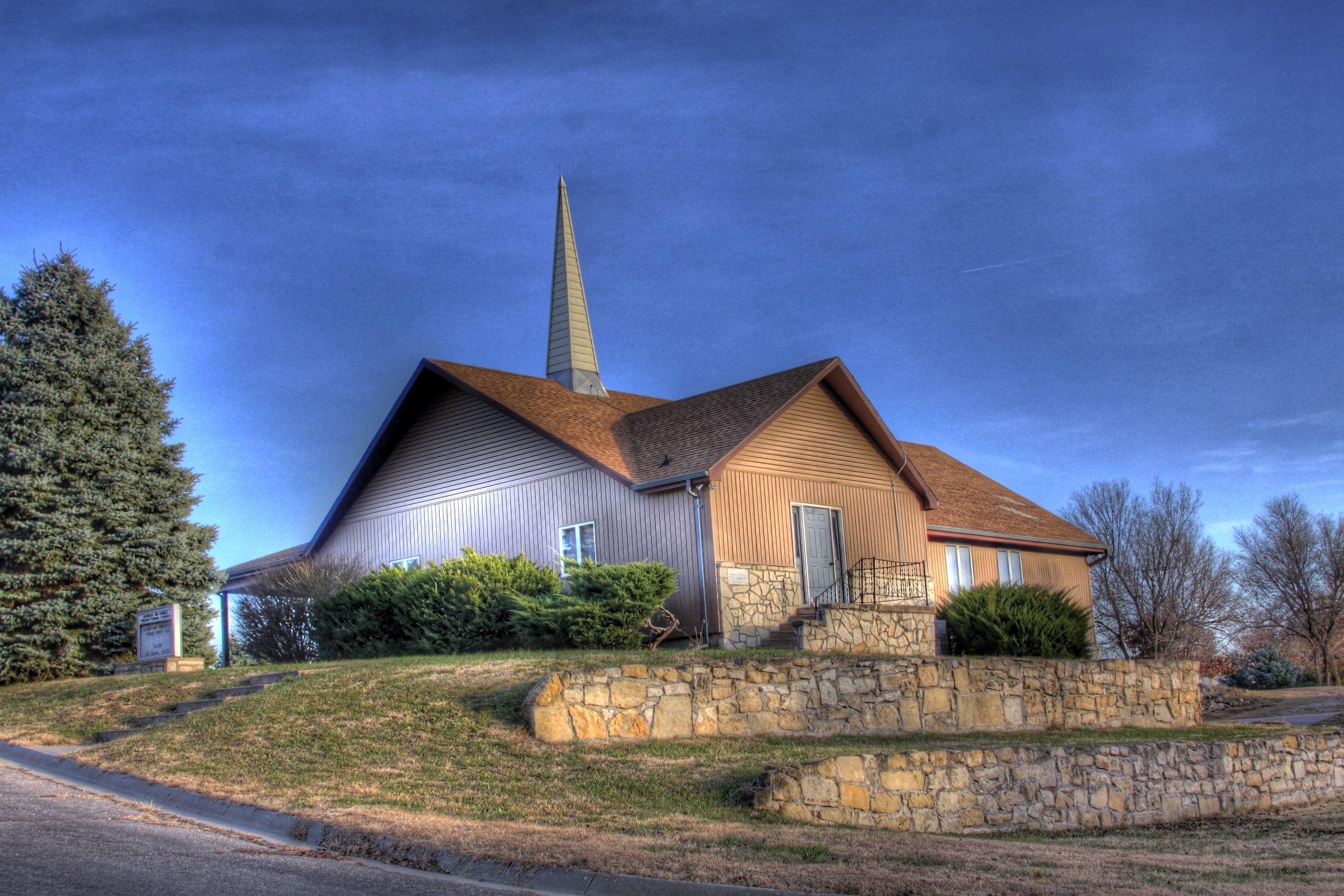 Hebron Reformed Presbyterian CC