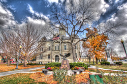 Clay Co Courthouse