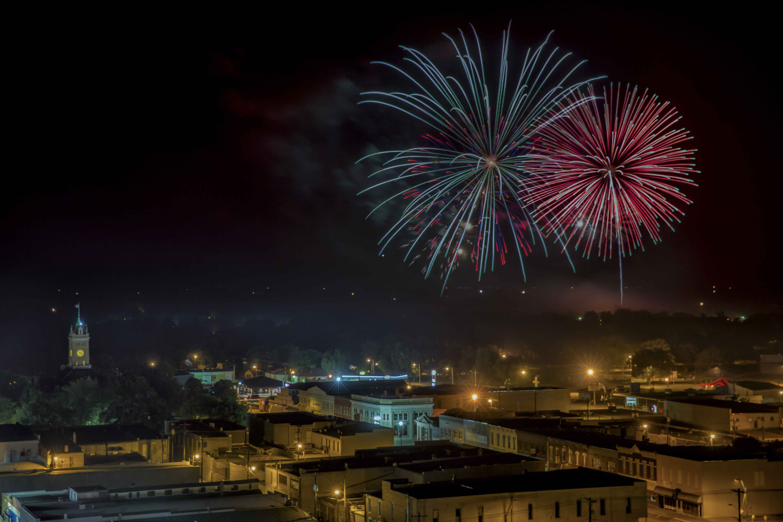 CC Fireworks 7-3-13