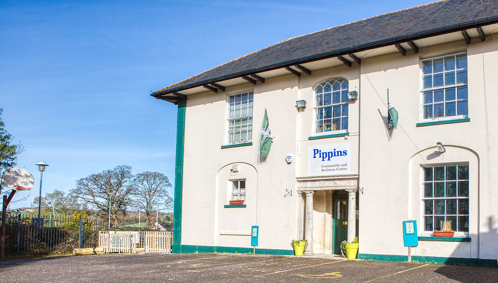 Pippins Centre frontage.jpeg