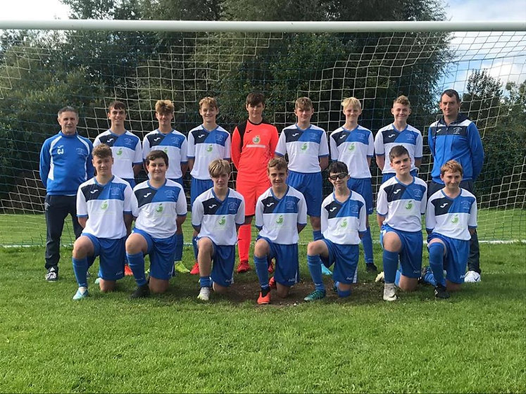 Pippins sponsors milwey rise afc axminst
