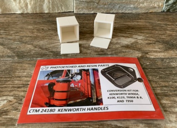 Truck/Trailer Toolboxes (set of two) 7/8 inches square x 7/8 inches longs