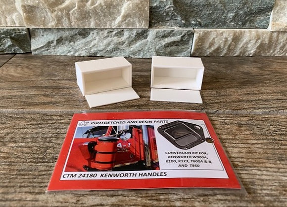 Truck/Trailer Toolboxes (set of two) 7/8 inches square x 1 7/16 inches long.