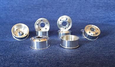5 Hole Aluminum Bud Wheel