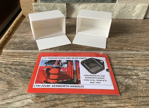 Truck/Trailer Toolboxes (set of two) 1 7/16 inches square x 2 3/8 inches long