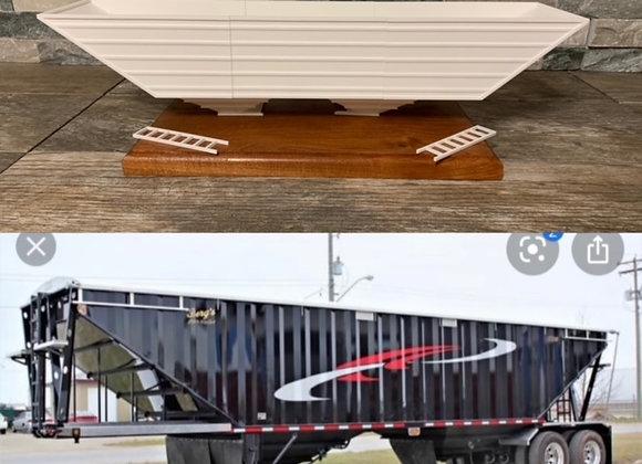 40 ft. Prestige Steel Hopper Walkthrough Trailer