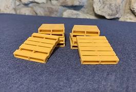 Set of 10 pallets