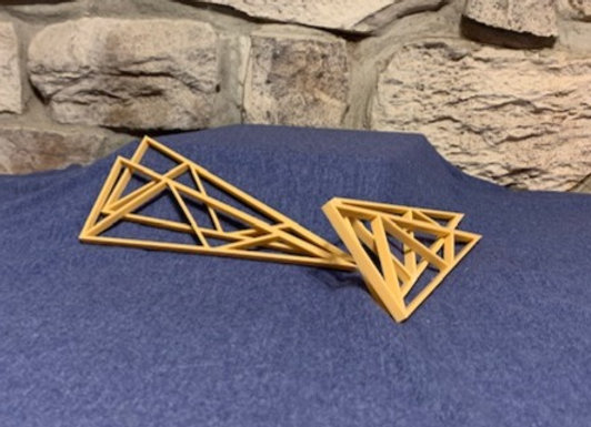 Set of 2 single trusses