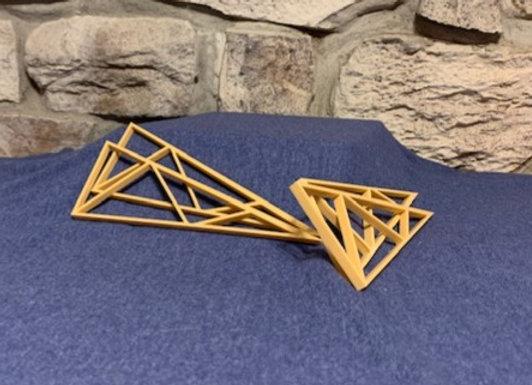 Set of 2 single trusses