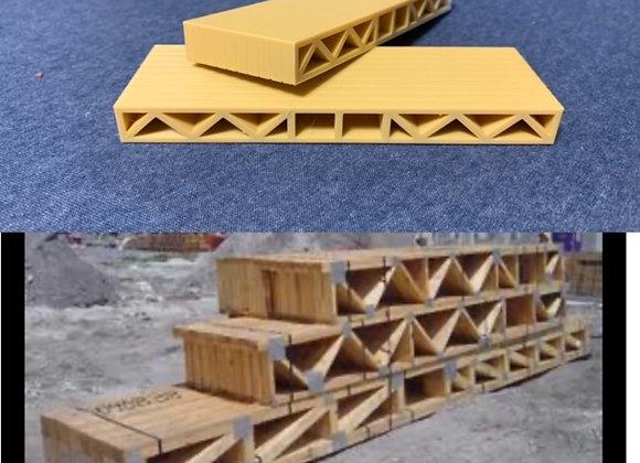 10 ft. Stack of Floor Joists (set of 2)