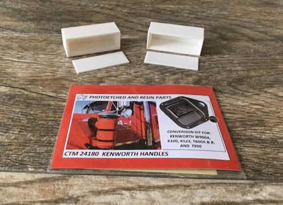 Truck/Trailer Toolboxes (set of two) 11/16 inches square x 1 7/8 inches long.