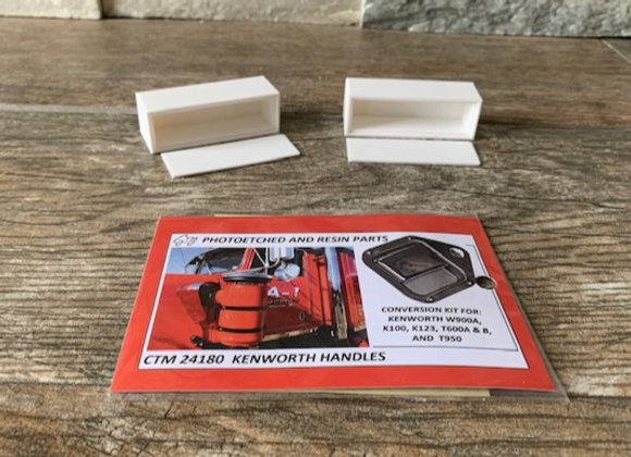 Truck/Trailer Toolboxes (set of 2) 11/16 inches square x 2 1/8 inches long.