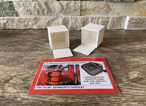 Truck/Trailer Toolboxes (set of two) 1 7/16 inches square x 1 7/16 inches long.